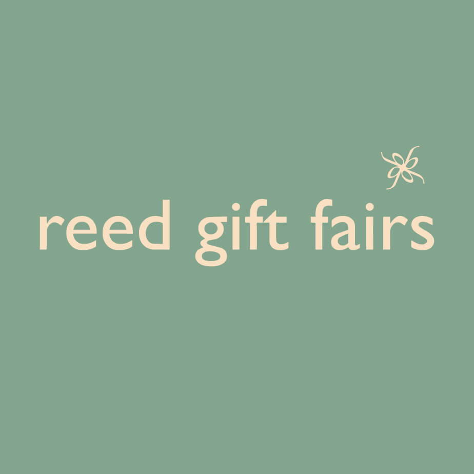 Trade Show Logo Tiles Reed Gift Fair