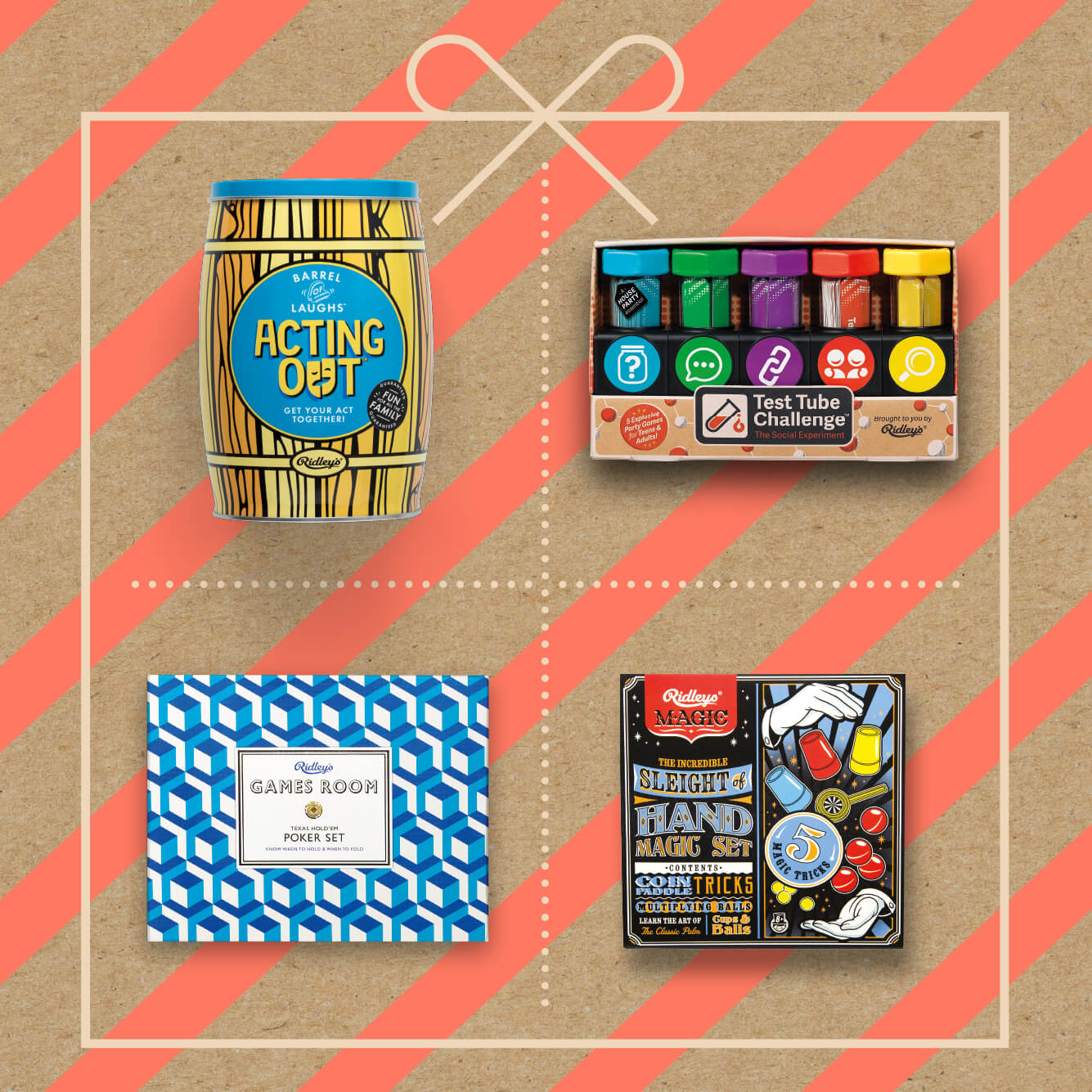 Shop holiday games by Wild & Wolf