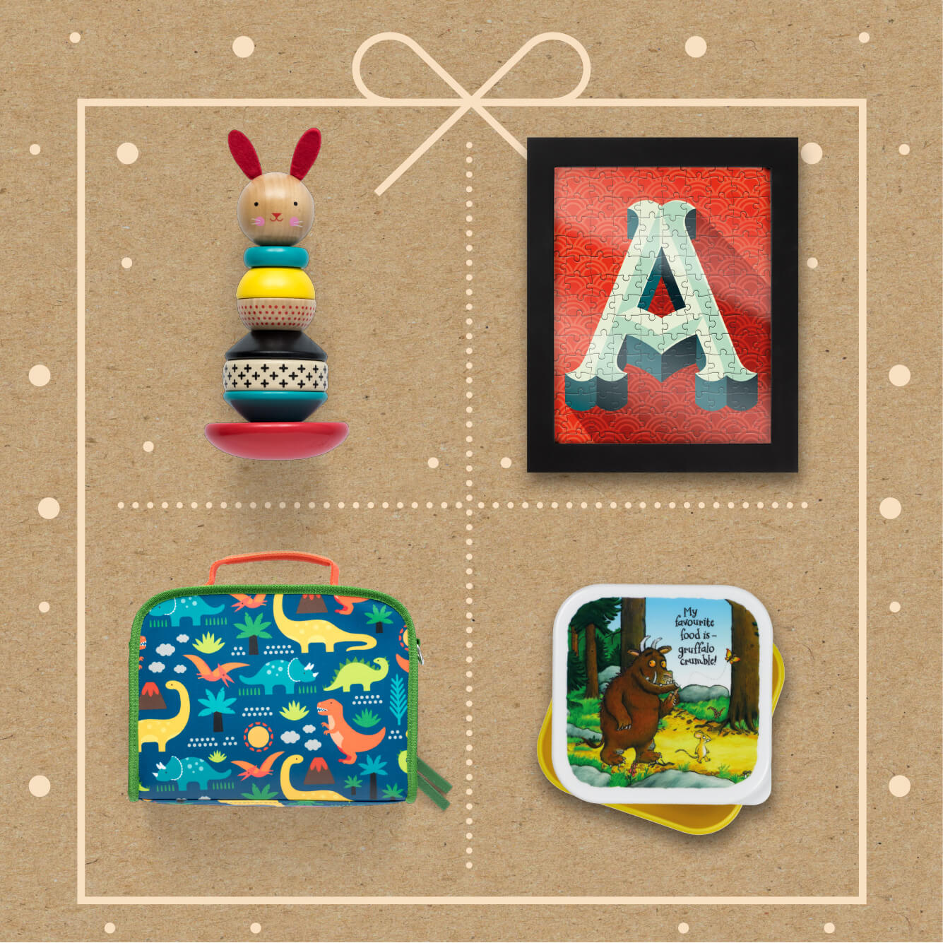 Childrens Gifts from Wild & Wolf - All wrapped up