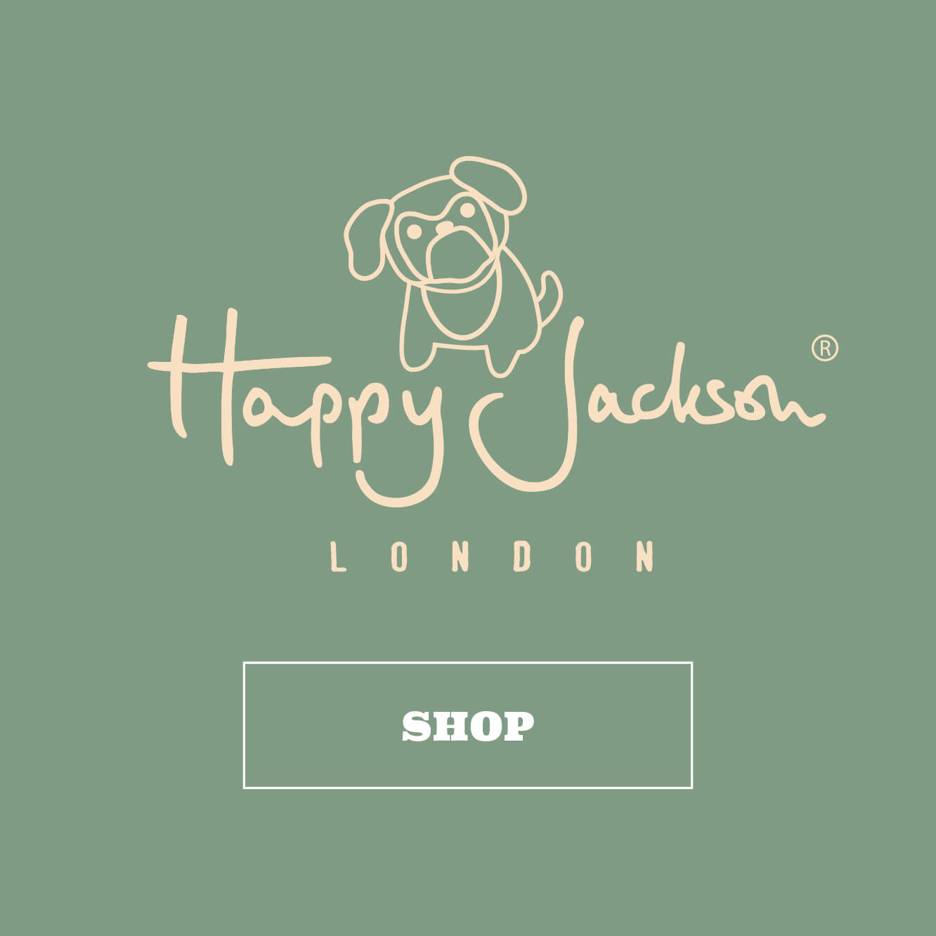 Shop Happy Jackson London by Wild & Wolf