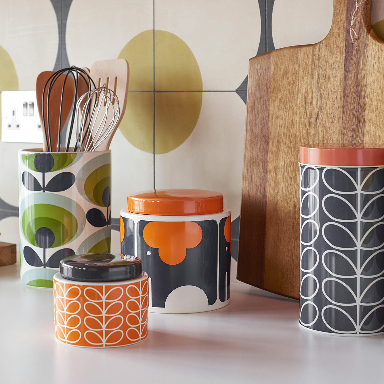 Shop Orla Kiely by Wild & Wolf