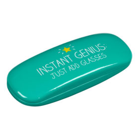 Instant Genius' Glasses Case