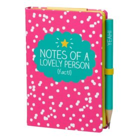A7 Notebook and Pencil