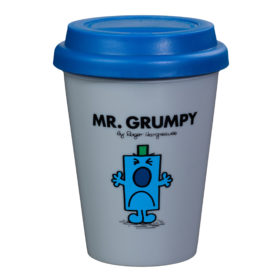 Mr Grumpy Travel Mug