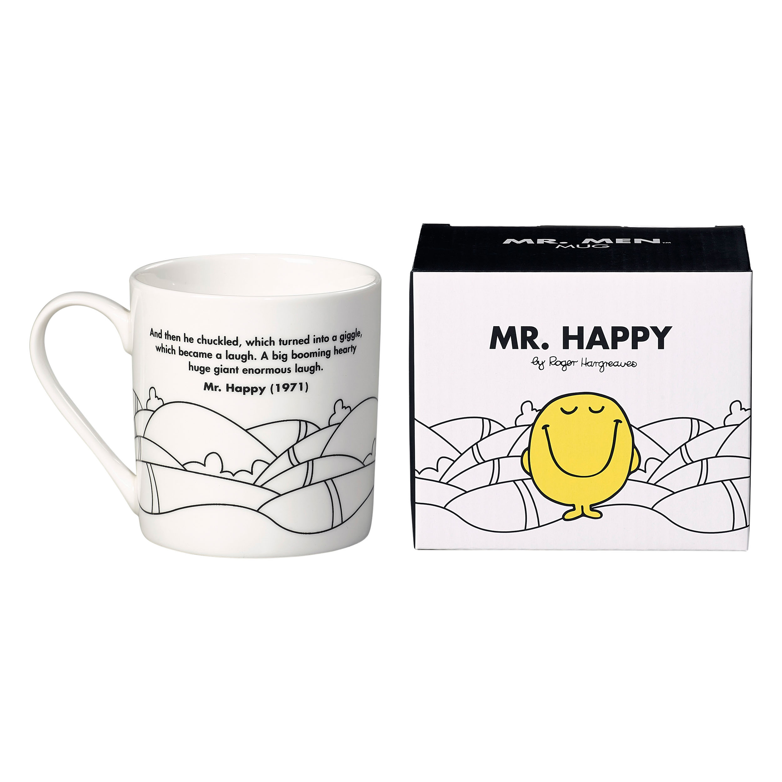 Mr Happy Mug