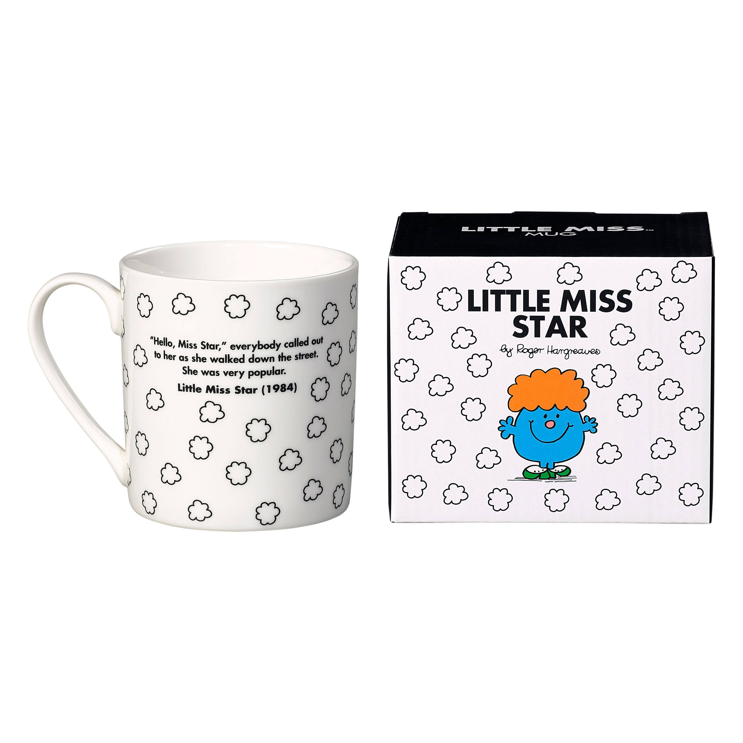 Little Miss Star Mug