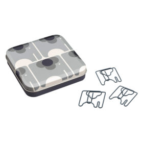 Paper Clips in a Tin – Ela Elephant