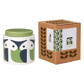 1 Litre Storage Jar, Owl