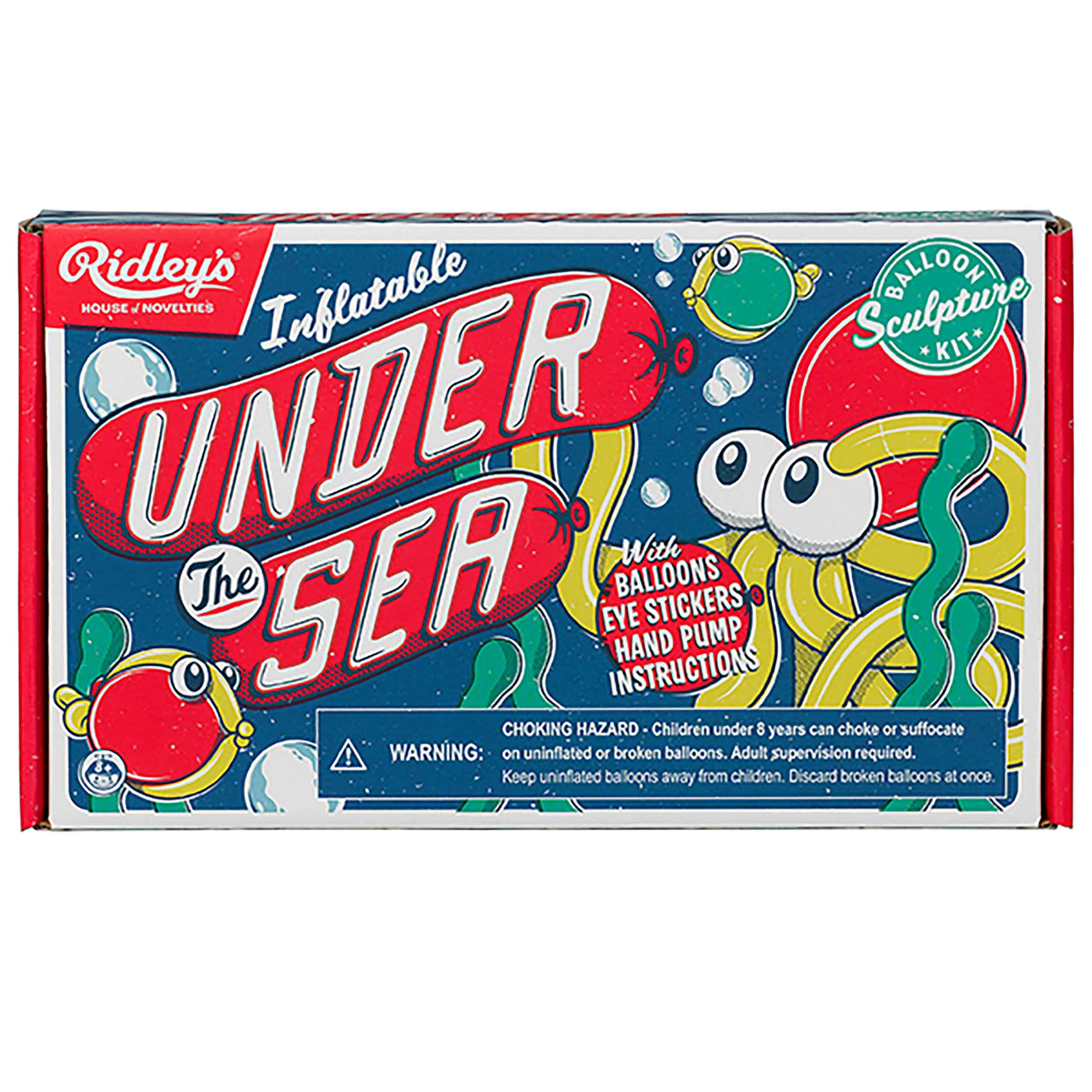 Inflatable Under The Sea