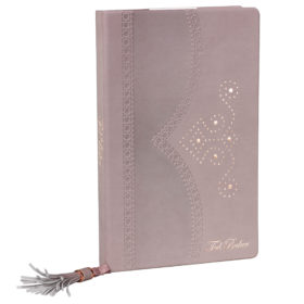 A5 Notebook, Thistle Brogue