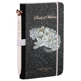 Mini Notebook & Pen, Treasured Fauna