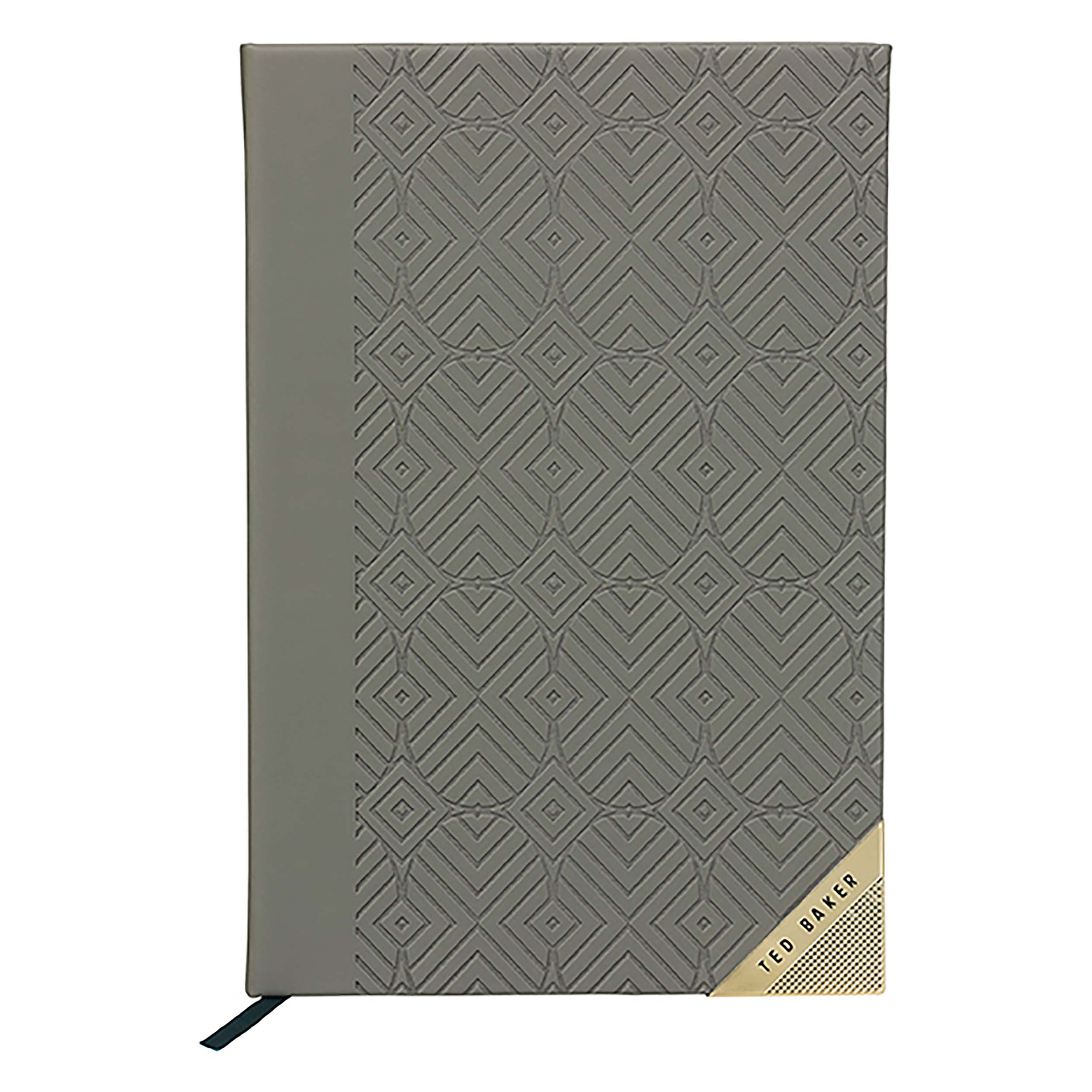 A5 Notebook, Ash Grey