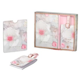 Luggage Tag & Passport Set, Chelsea Border