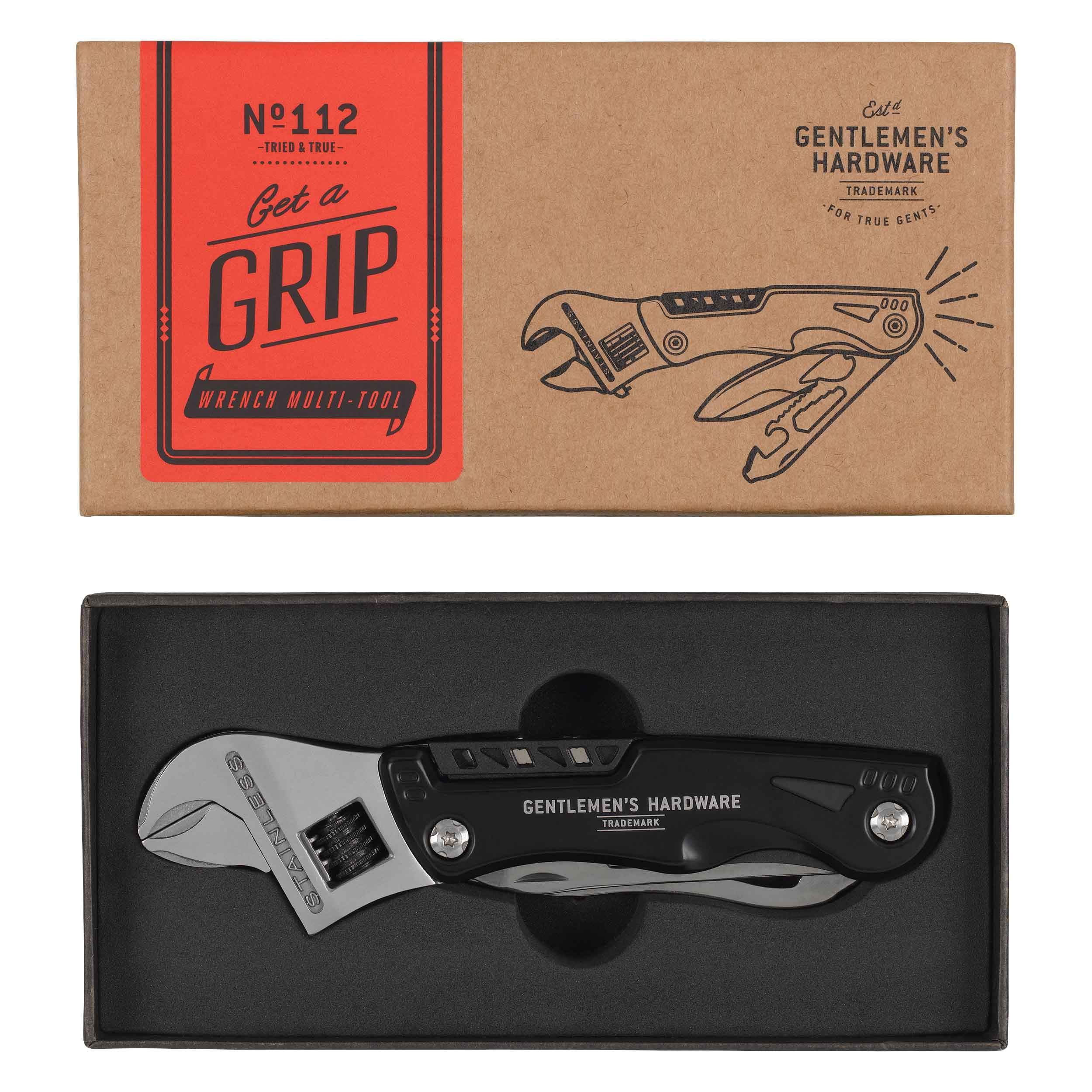 Wrench Multi-Tool with Torch