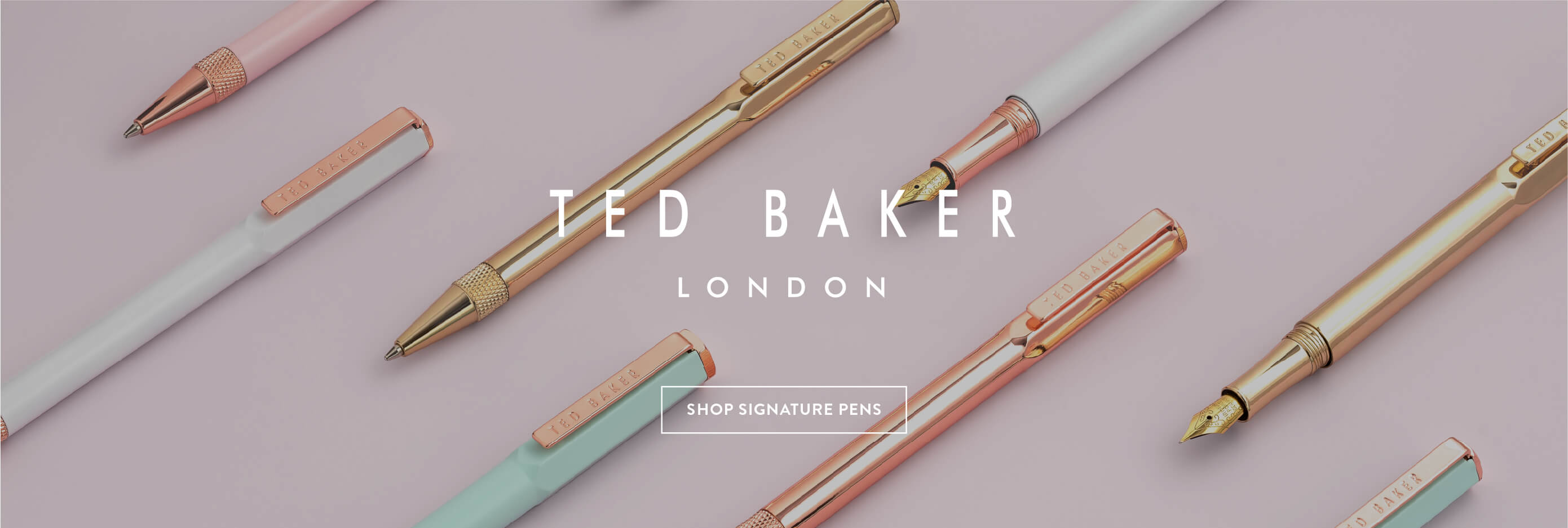 Shop Ted Baker by Wild & Wolf