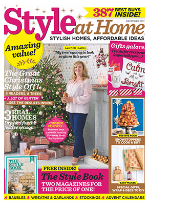 In Page Press Cover Styleathome Decnov17 332px X 407px