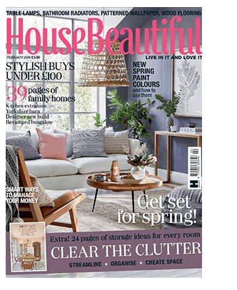 In Page Press Cover Housebeautiful Feb18 332px X 407px